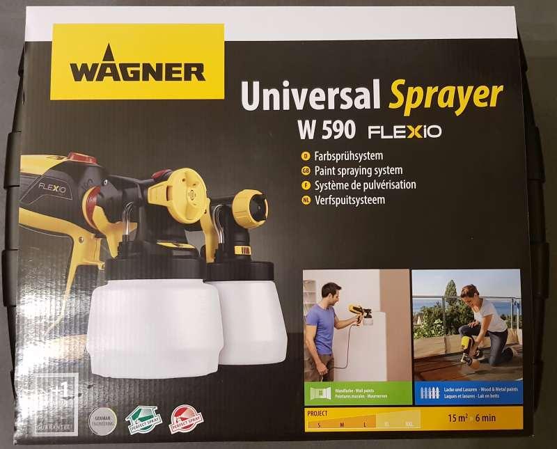 Wagner Universal Farbsprühgerät W590 Flexio