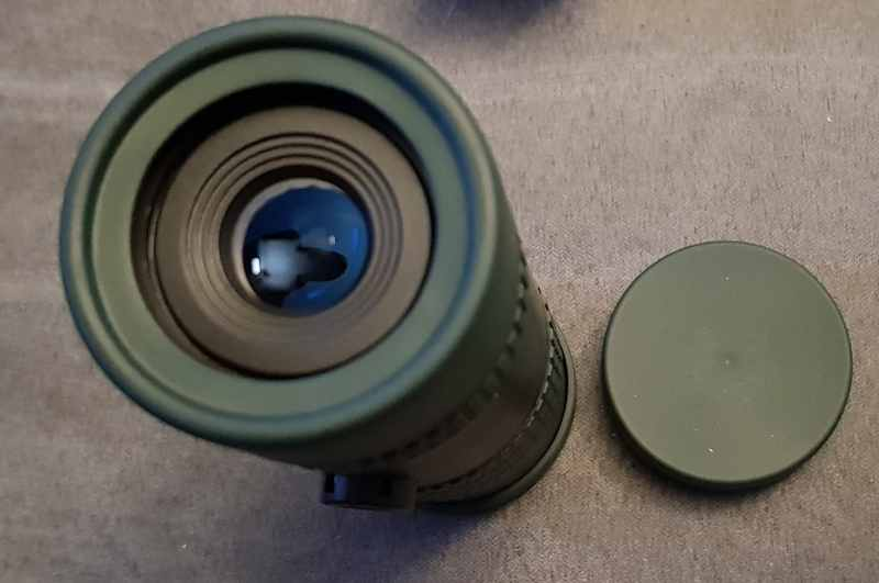 Sgodde monokular teleskop 8 24x30 dual focus optik weitwinkel mit