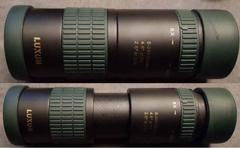 Sgodde monokular teleskop dual focus optik weitwinkel mit